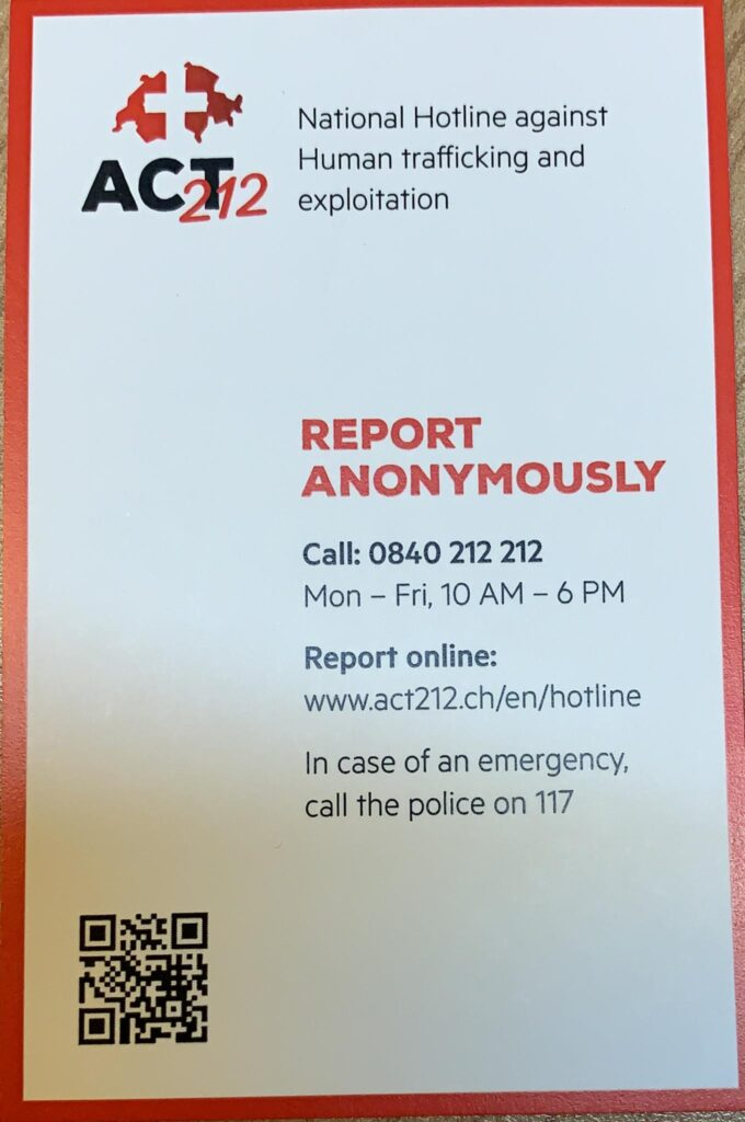 Act212 Contact details